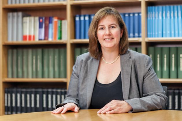 Karin Ring, Rechtsanwältin und Fachanwältin für Familienrecht | SIGL Rechtsanwälte, Landshut