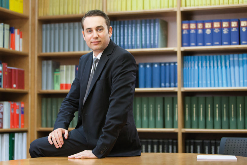 Michael Hofer, Rechtsanwalt und Fachanwalt für Bau- und Architektenrecht| SIGL Rechtsanwälte, Landshut