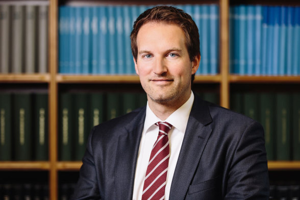 Florian Rottenkolber LL.M., Rechtsanwalt und Fachanwalt für Arbeitsrecht | SIGL Rechtsanwälte, Landshut